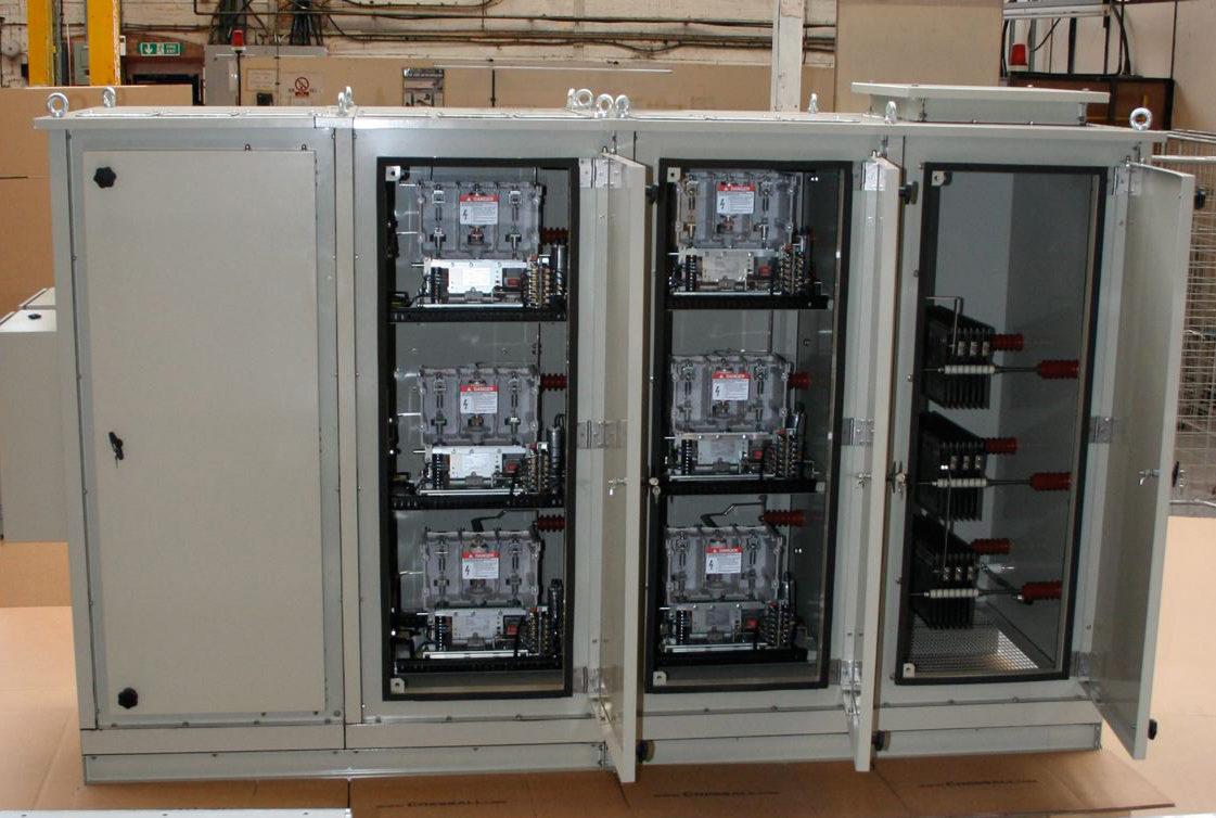 neutral earthing modular resistors