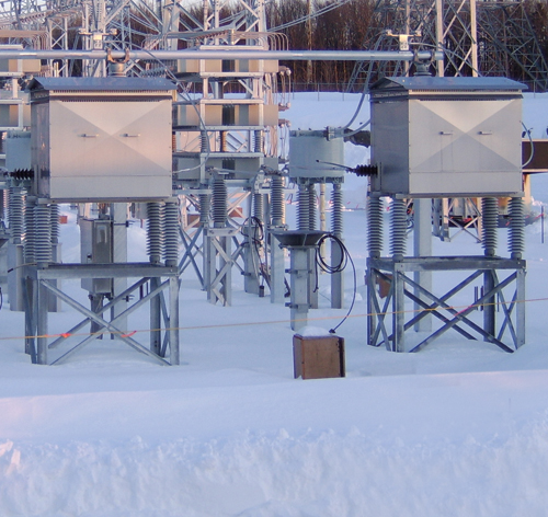 Our harmonic filters resistors are built to withstand extremes of the worst Canadian winters.